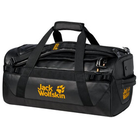 Jack Wolfskin Expedition Trunk 30 Duffel Bag, black